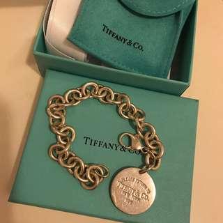 Tiffany 手鍊🈹