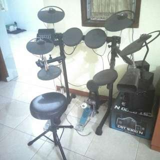 Drum Electric Yamaha DTX 450