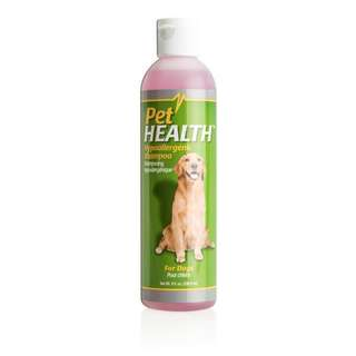 PetHealth™防敏寵物沐浴露 - 單瓶裝(8 安士)