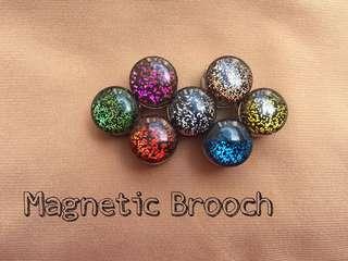 Turkey Magnetic Brooch