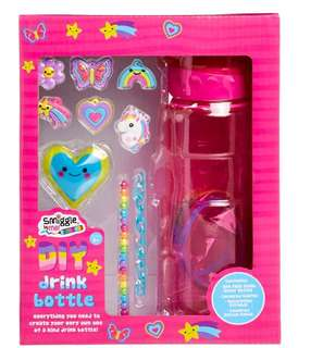 Smiggle diy botol air water bottle for kids