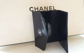 Chanel Passport Card Holder
