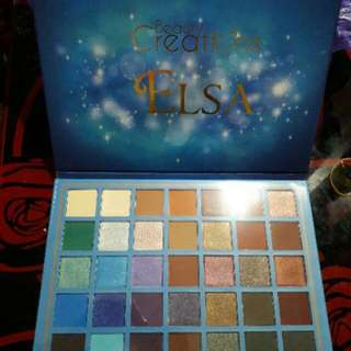 Beauty creation elsa eyeshadow palette