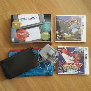 Nintendo New 3DS XL (Top IPS)