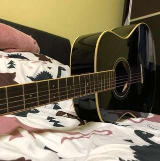 Yamaha LLX6A Acoustic Electric Guitar (Priced Reduced only for this week)