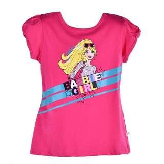 UNICORN Barbie Girl Pink Top