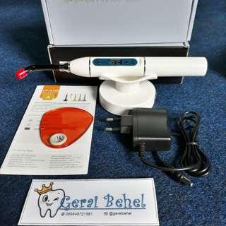 Laser behel laser led rainbow dental led light curing
