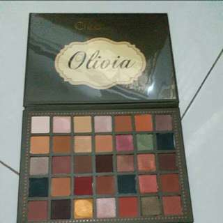 Beauty creation olivia eyeshadow palette