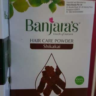 Banjara's hair care