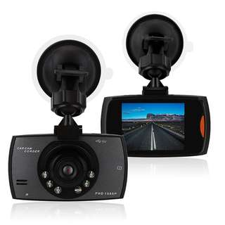 G30 Car DVR 1080p HD