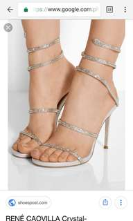 Rene Caovilla celebrity heels 9 Chanel