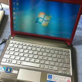 Toshiba N510(Netbook)