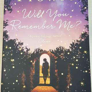 Will you remeber me? by Amanda Prowse