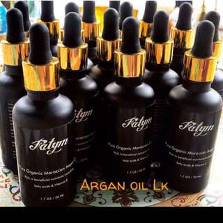Argan Oil organic original from Morocco