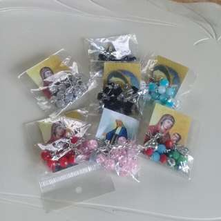 Rosary Promo Pack Set 4