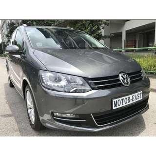 Volkswagen Sharan 2.0 Auto TSI DSG