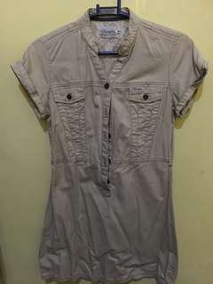 Wrangler Dress (Safari style)