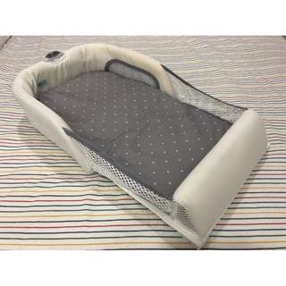 Co-sleeping travel cot