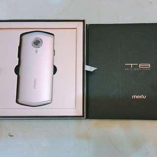 🚚 美圖手機meitu T8自拍神器