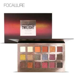 Focallure Twilight Collections Palette
