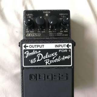 Boss Fender '65 Reverb Amp