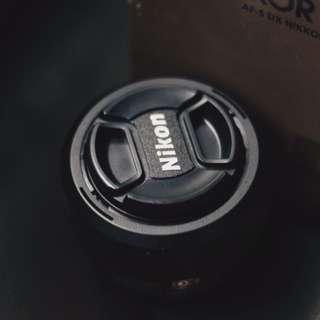 Nikon 35mm Nikor lens