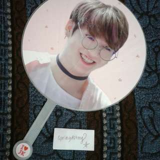 [ READY STOCK ] BTS Jungkook Fan Set
