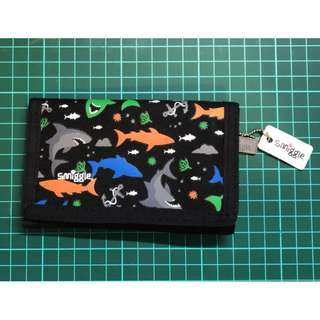 Smiggle Wallet - Sea Creatures Collection