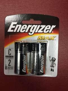 Energizer Max C 2