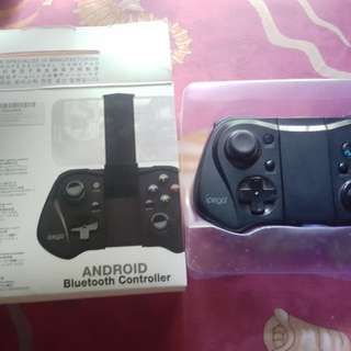 Android bluetooth controler (ipega pg 9052)