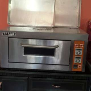 The Baker Electric Oven XYF-1DAi