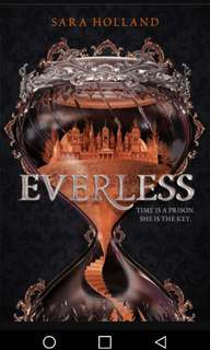 Everless by Sara Holland; Young Adult / YA