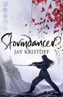 Stormdancer by Jay Kristoff; Young Adult / YA