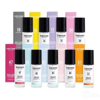 W.Dressroom Perfume 70ml Pre-order
