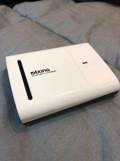Portable 4x AA Battery USB AXING Powerbank