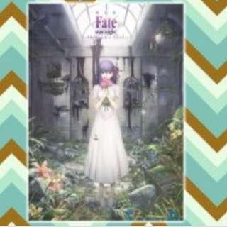 Fate/Stay Feel Night Movie (Heaven's Feel)-Premium Big Blanket