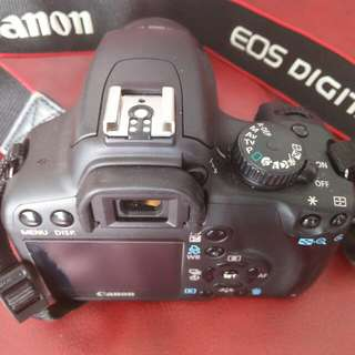 Canon Eos 1000D..no memory card ,charger have no fussy buyer