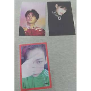 GOT7 Eyes On You Photocards