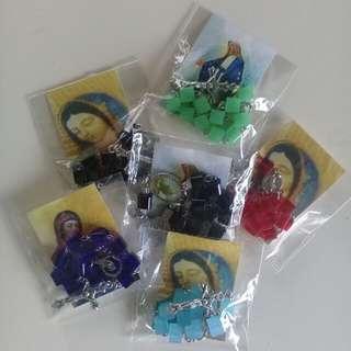 Rosary Promo Pack Set 5