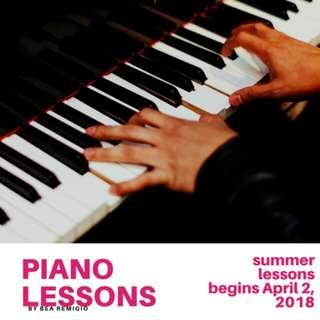 Affordable Piano/Music Lessons
