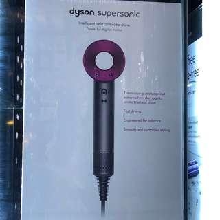 Dyson HD01 粉紅色 進口版 (三腳香港插頭 220-240V)