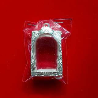 SILVER CASING FOR SOMDEJ AMULET