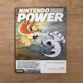 Nintendo Powers Magazine
