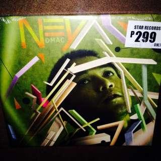 Ney Dimaculangan (6-Cycle Mind)-Ney Dmac CD