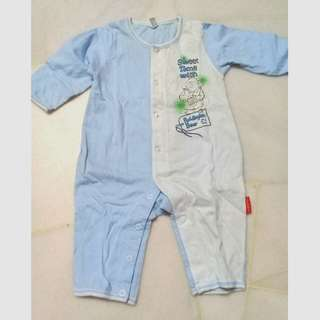 6-12 Months Jumpsuit Paddington Bear