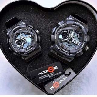 COUPLE WATCH !!