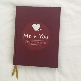 Journal / Notebook / Scrapbook / Diary