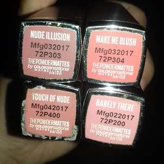 Maybelline NY The Powder Matte Lipstick