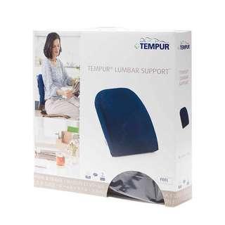 Brand New Tempur Lumbar Support