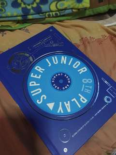 Super Junior PLAY album (OMC version)